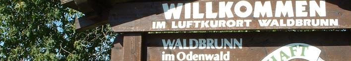 Anreise<span> nach Waldbrunn</span>
